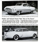 Hudson-Packard Dream Cars