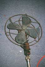 Hunter Century Fan (Before Restoration)