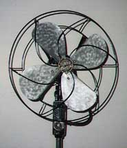 Hunter Century Fan (After Restoration)