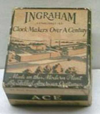 Ingraham Ace Original Box