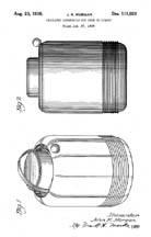 Insulated Jug Patent D110029