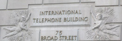 International Telephone Building, NYC