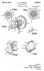 Ironrite Key Patents No. 2,349,014