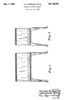 Ironrite Key Patents Design Patent D-95,552