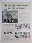 Ironrite Ad from the late 1950s