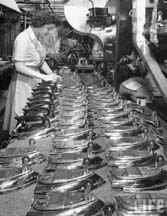 Ironmaster Assembly Line