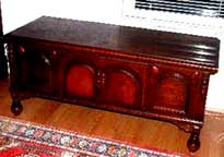 Cavalier Cedar Chest Jacobean Chest - full