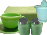 Variety of Jadeite Objects