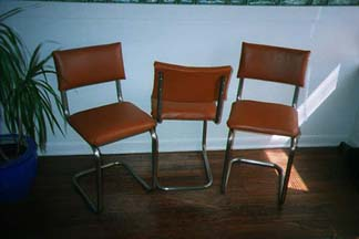 Douglas Kitchen Master Chairs