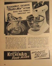 Ad for the Kitchen-aid K3b