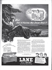 1943 Lane Cedar Chest Adverisement