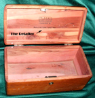 Lane Promotional Miniature Cedar Chest