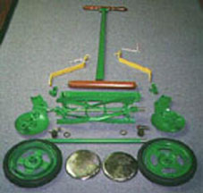The Lawn Mower  --- Exploded View