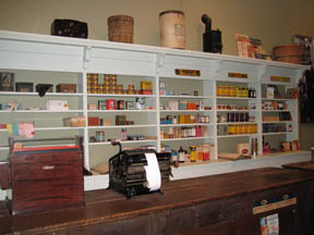 General Store at O.Winston Link Museum