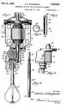 Magic Maid Patent No. 1,898,945 (Internal)