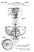 Magic Maid Patent No. 1,898,945 (Juicer)