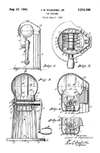 Majewski Ice Crusher Patent No. 2,213,166