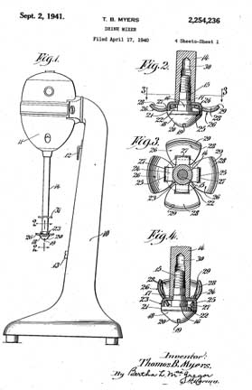Mr. Myers' Patent 2,254,236