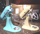 Marks Kitchen Aid Mixers