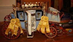 Marty's Grandfathers  Napoleonic Coach