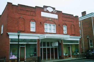 McCoy Grand Theater Moorefield, W. VA