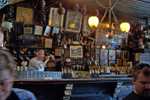 McSorley's bar in 2009