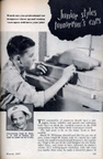 Mechanix Illustrated 1947 FBG Article P 1
