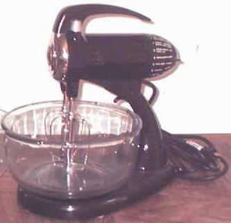 retro kitchen mixers