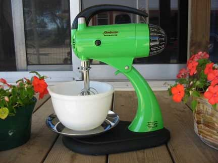 Jim Dayton: Green Mixer