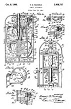 Morris Pencil Sharpener Patent 2408767