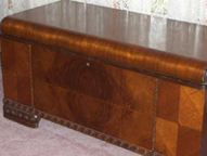 Waterfall (possible) Cavalier Cedar Chest