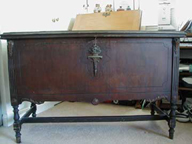 very early 1920s Cavalier Cedar Chest