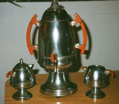 United Co. Percolator Set