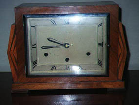 Perivale Art Deco Clock