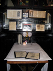 The Booth in Petes Tavern NYC in which O.Henry wrote The  Gift of the Magi