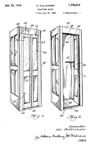 Older Phone Booth Patent No. 1,770,612