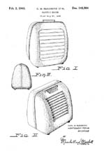 Tropic Aire Heater Patent D-148,594
