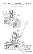Power Mower Patent D111507