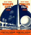 1939 New York Rail Travel to the Fair