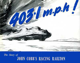 Cobb Railton Special Brochure