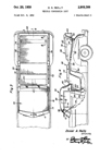 Reilly Flower Car Conversion Patent No. 2,909,388
