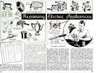 Popular mechanics article on how to repair appliances august 1938