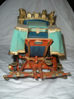 Napoleonic Coach - Ricks Grandfather