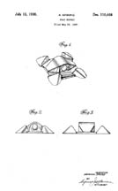 road marker Design patent D110468