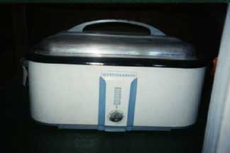 RO-81 model Westinghouse Roaster