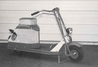 The Rockola Scooter