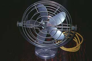 Roto-Beam Electric Fan