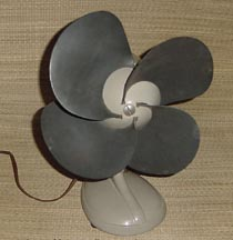The Samson Flex Fan Front