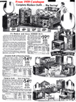 Sears Furniture Catalogue Page from 1939