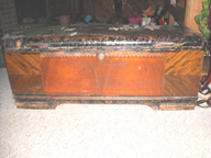 Shannons Cavalier Cedar Chest full view